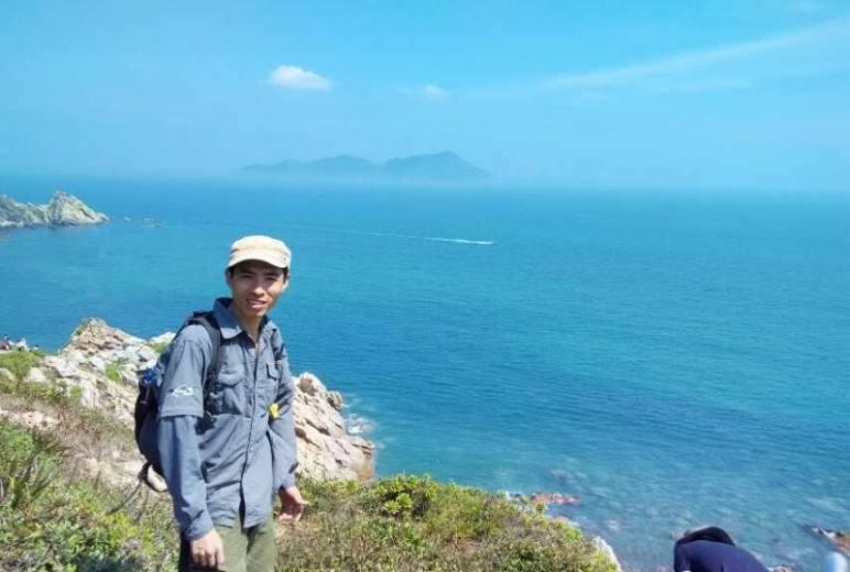 2021年上半年中国最美海岸线——东西冲徒步穿越 一日游,从此走向驴友人生!!!